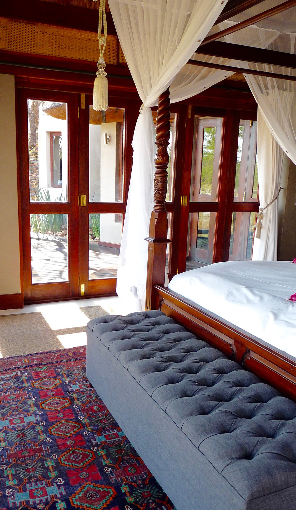 Bedroom at #JamalaMadikwe