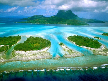 Bora Bora By Catamaran