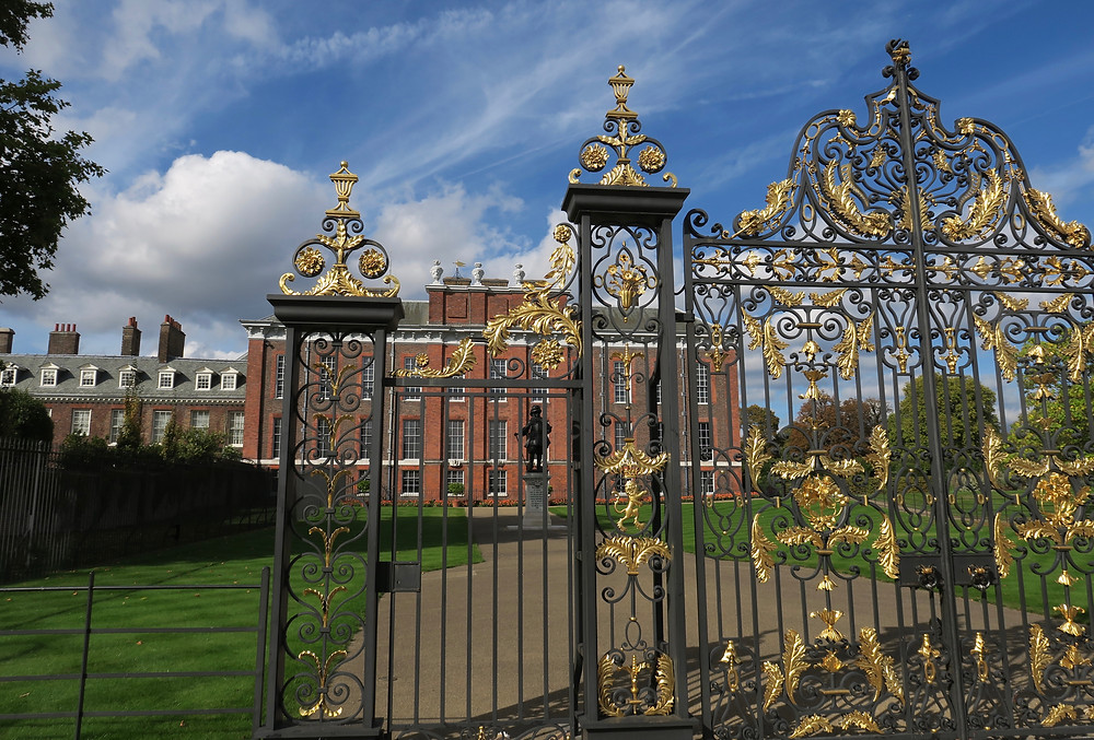 Kensington Palace and Gate
