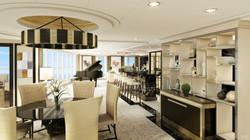 Regent Suite Living Area