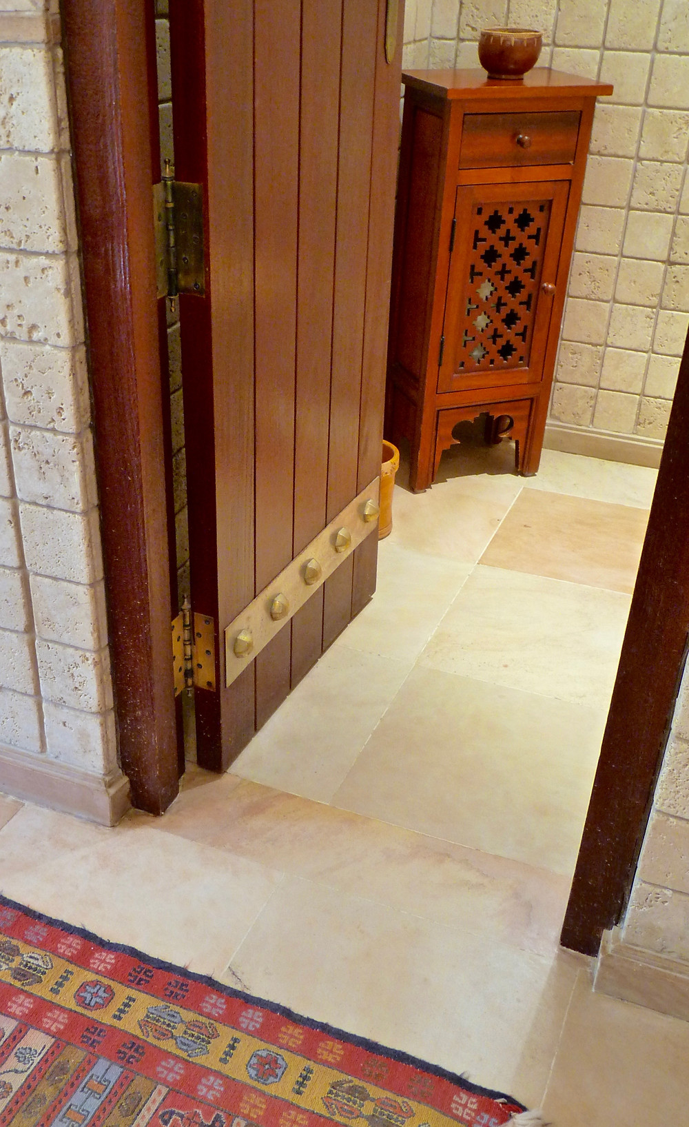 Bathroom at Al Maha,Resort, Dubai
