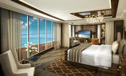 Regent Suite Master Bedroom