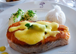 Salmon at Jacques