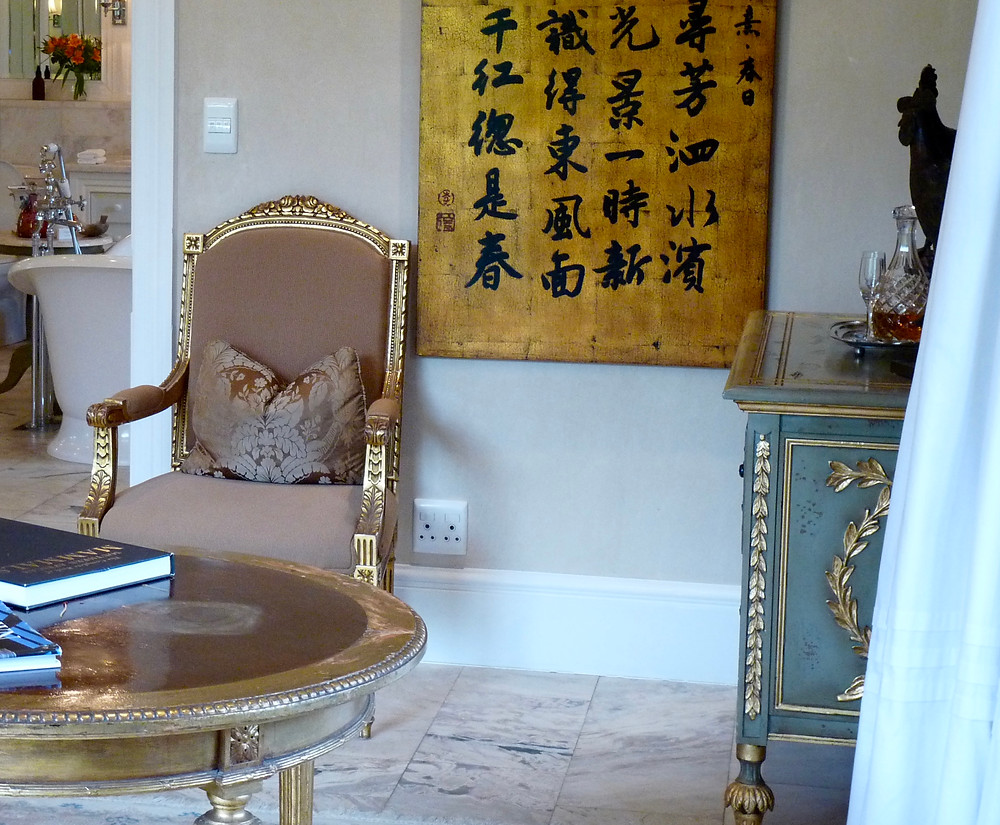 Frangipani Suite, La Residence