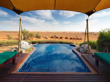 Al Maha Resort: ScheckTrek Pick for Dubai