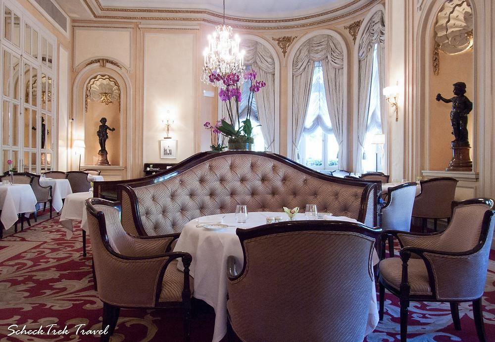 Goya Restaurant at Ritz Madrid