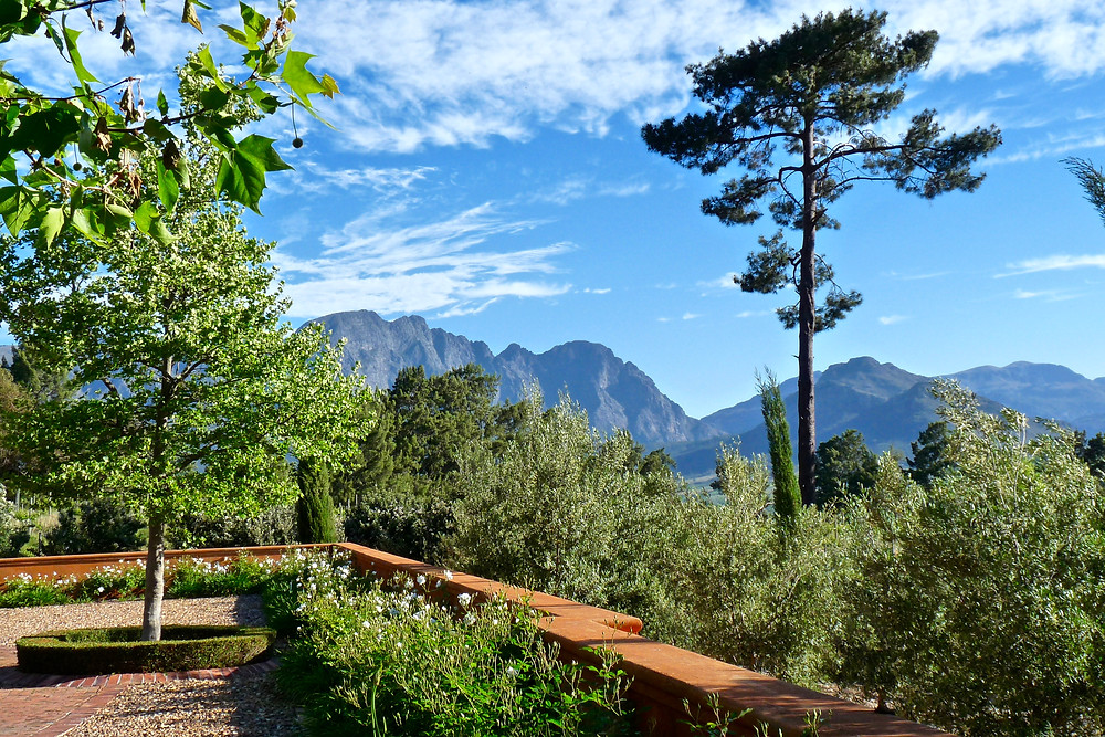 La Residence in Franschhoek, South Africa