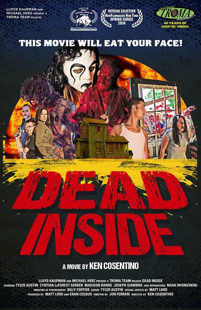 Troma's Dead Inside Poster