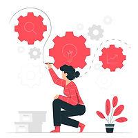 processing-concept-illustration_114360-1