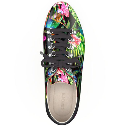 GI Rainbow Color Sole Sneaker