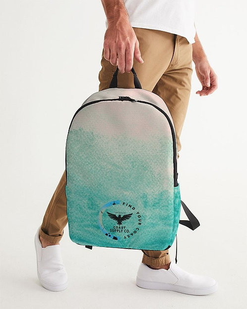 Find Your Coast Waterproof Island Inlet Large Backpack