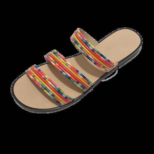 Alessia Multicolor sandal
