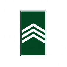 Divisa Gola 3º Sargento