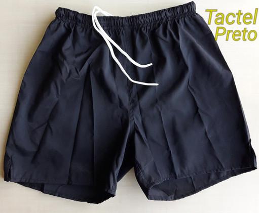 Short Tactel Preto
