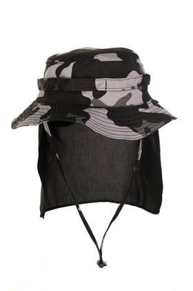 Chapéu Choque Black
