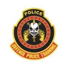 Adesivo Police Training