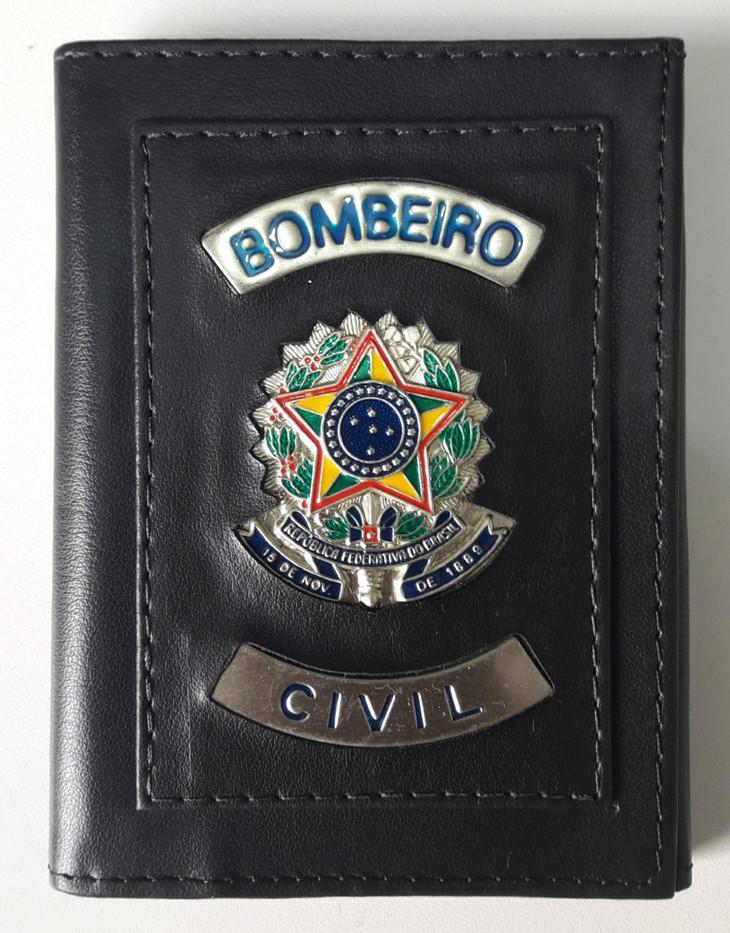 Carteira Bombeiro Civil