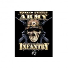 Adesivo Infantry