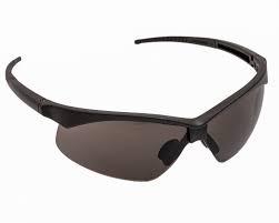 Óculos de Proteção Redondo Preto