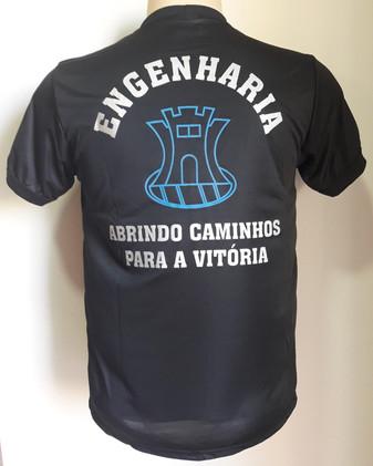 Camiseta Estampada Engenharia