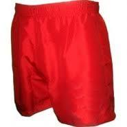 Short Tactel Vermelho