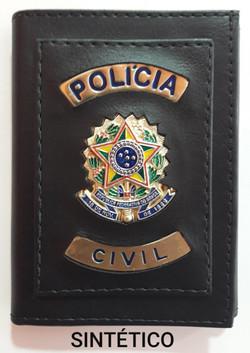 Carteira Polícia Civil