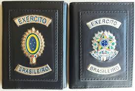 Carteira Exército Brasileiro