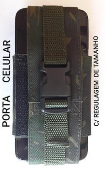 Porta Celular Camuflado