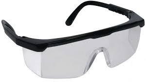 Óculos de Proteção Transparente