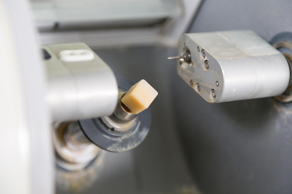 CEREC technology. One visit dentistry for porcelain dental crowns
