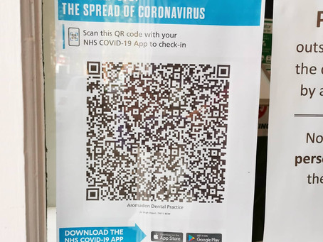Helping to stop the spread of coronavirus