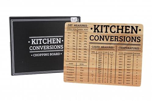 Wooden Kitchen Conversion board