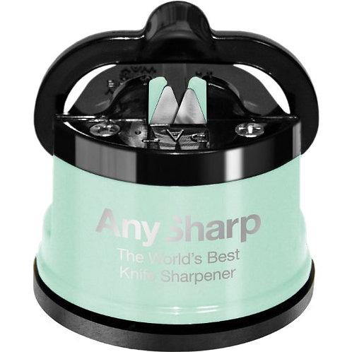 Anysharp Knife sharpener with suction pad