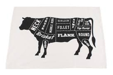 Beef Tea Towel