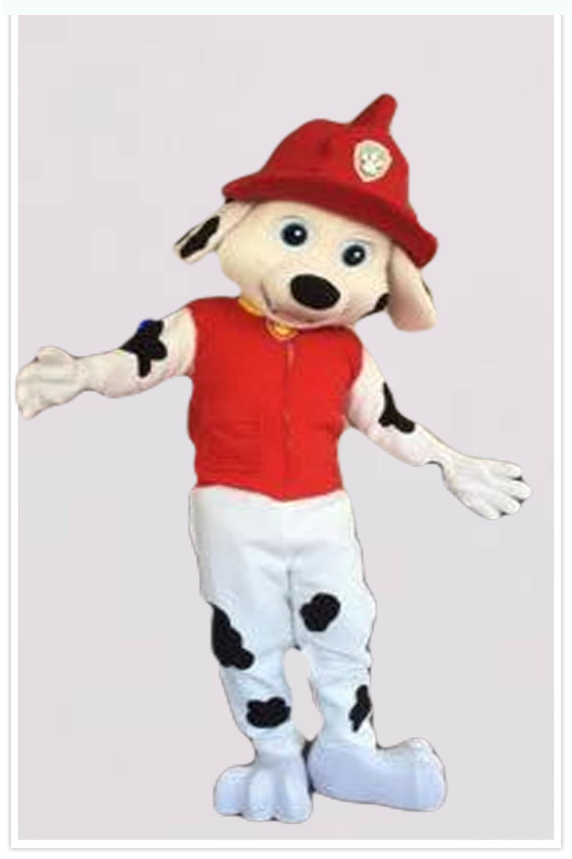 Fireman Dog