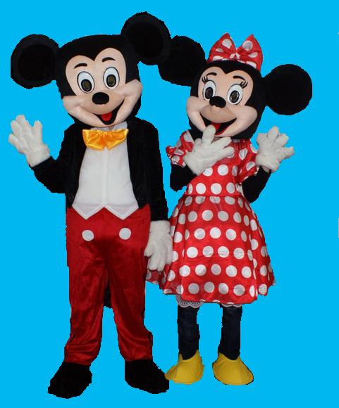 Boy and Girl Mouse