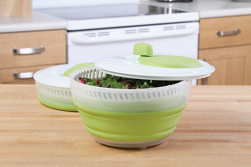 Collapsible salad spinner - Out of Stock - back soon