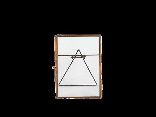 Danta Antique Copper Frame