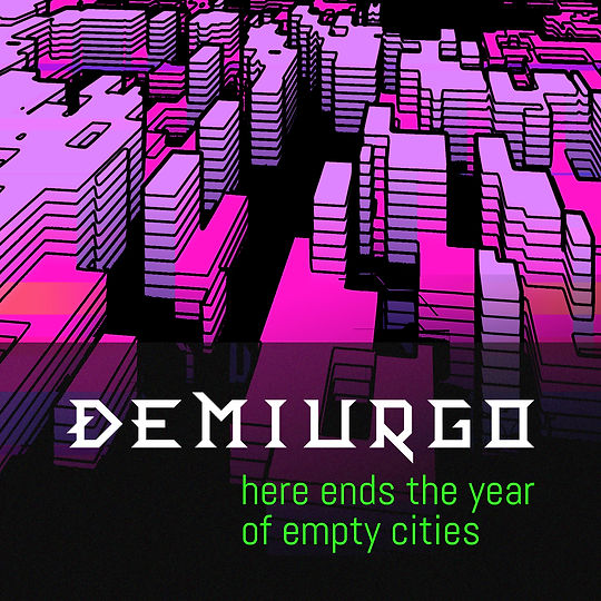 Here Ends the Year of Empty Cities