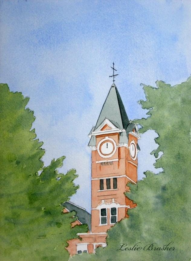 Samford Tower