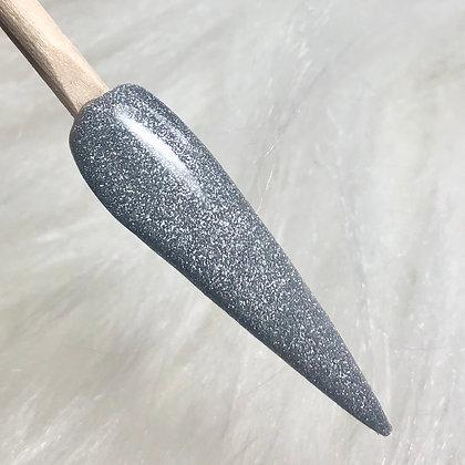 Molten Silver Acrylic Powder