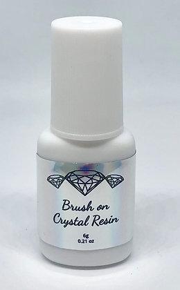 Brush on Crystal Resin