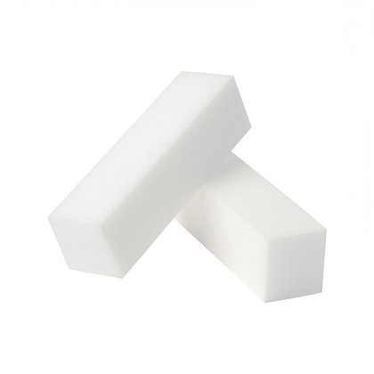 White Buffing Block