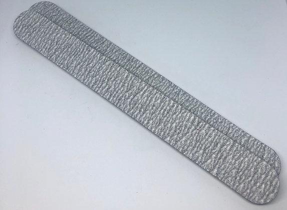 100/180 Straight Zebra File