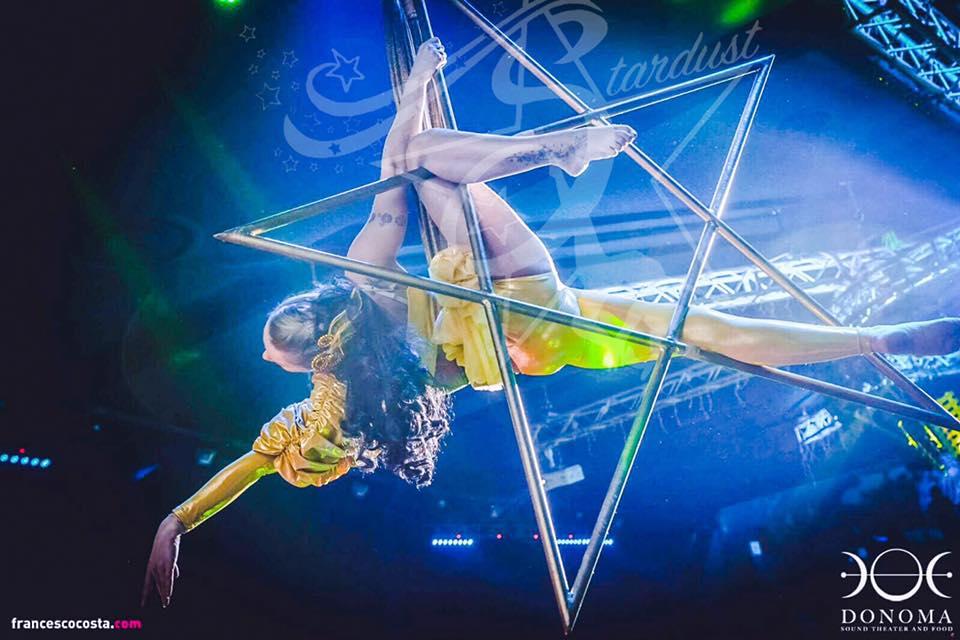 Aerial Star -  stella aerea acrobati