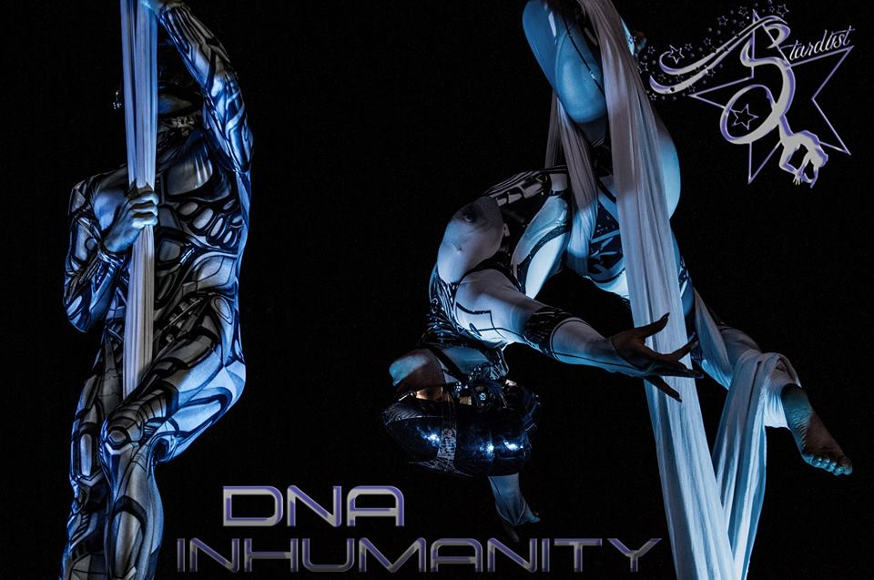 DNA - INHUMANITY
