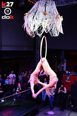 AERIAL CHANDELIER ACT