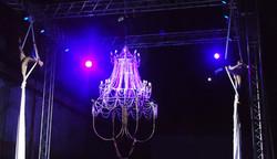 AERIAL CHANDELIER - LAMPADARIO AEREO