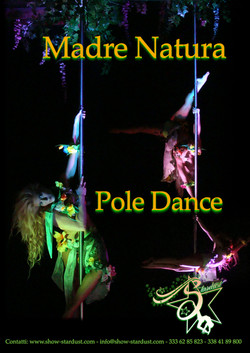 POLE DANCE ACROBATIC
