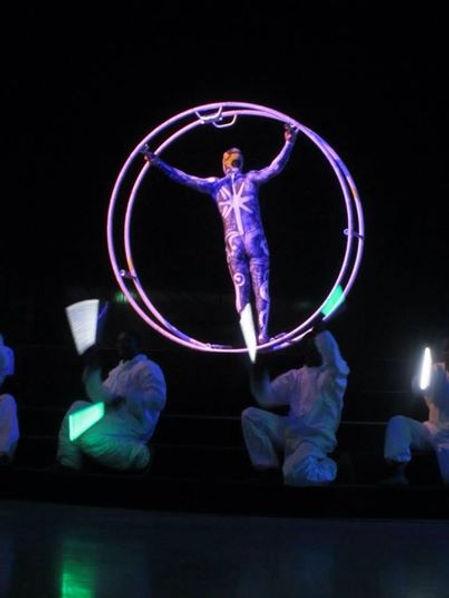 ruota di rhon,german wheee,effetti pirotecnici,proiezioni,ruota tedesca,spettacoli,show,act,acrobata